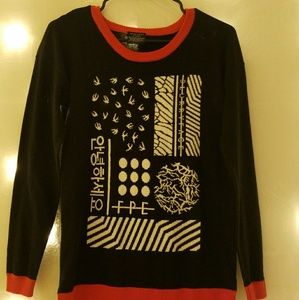 Twenty One Pilots Hot Topic Blurryface Sweater